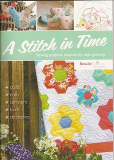 Stitch in Time Book