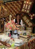 Shirley at display