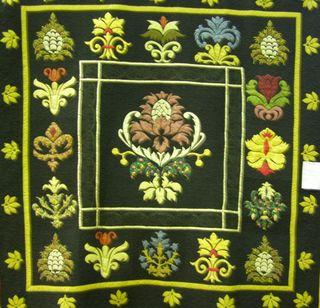 Kaniva Black quilt