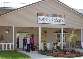 Merrys Stitching