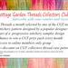 Cottage Garden Threads Collectors Club